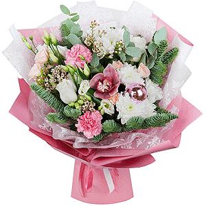 Весенний +30% цветов с доставкой в Брянске